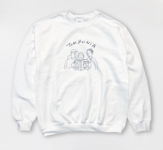 3City boys Sweat-shirt White