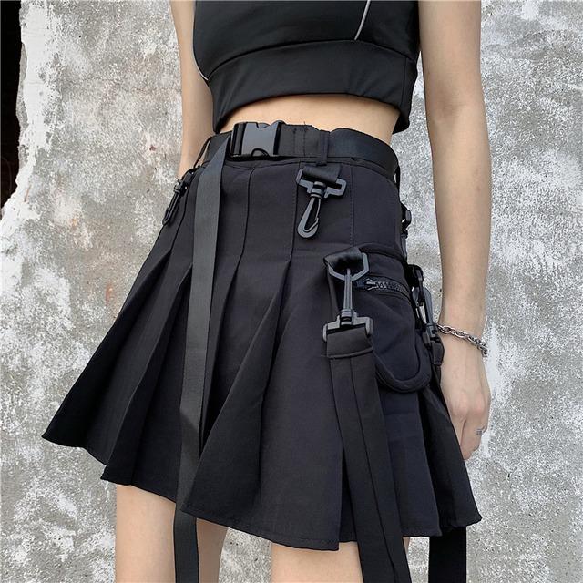 【ボトムス】原宿ファッション個性派ストリート系スカート20643270