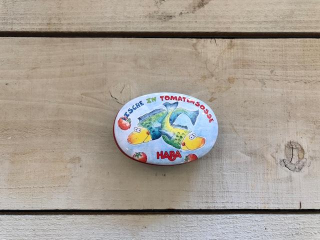 コロナに負けるなキャンペーン!!おもちゃ20%OFF!!ブラザージョルダン ミニ缶セット:おさかな⽸