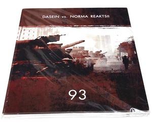 [USED] Dasein vs. Norma Reaktsii - 93 (2011) [CD]