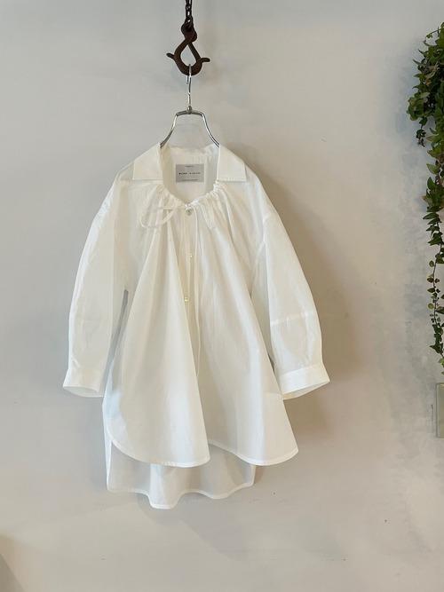 SUPP. / 125-3003 フロントギャザーシャツ