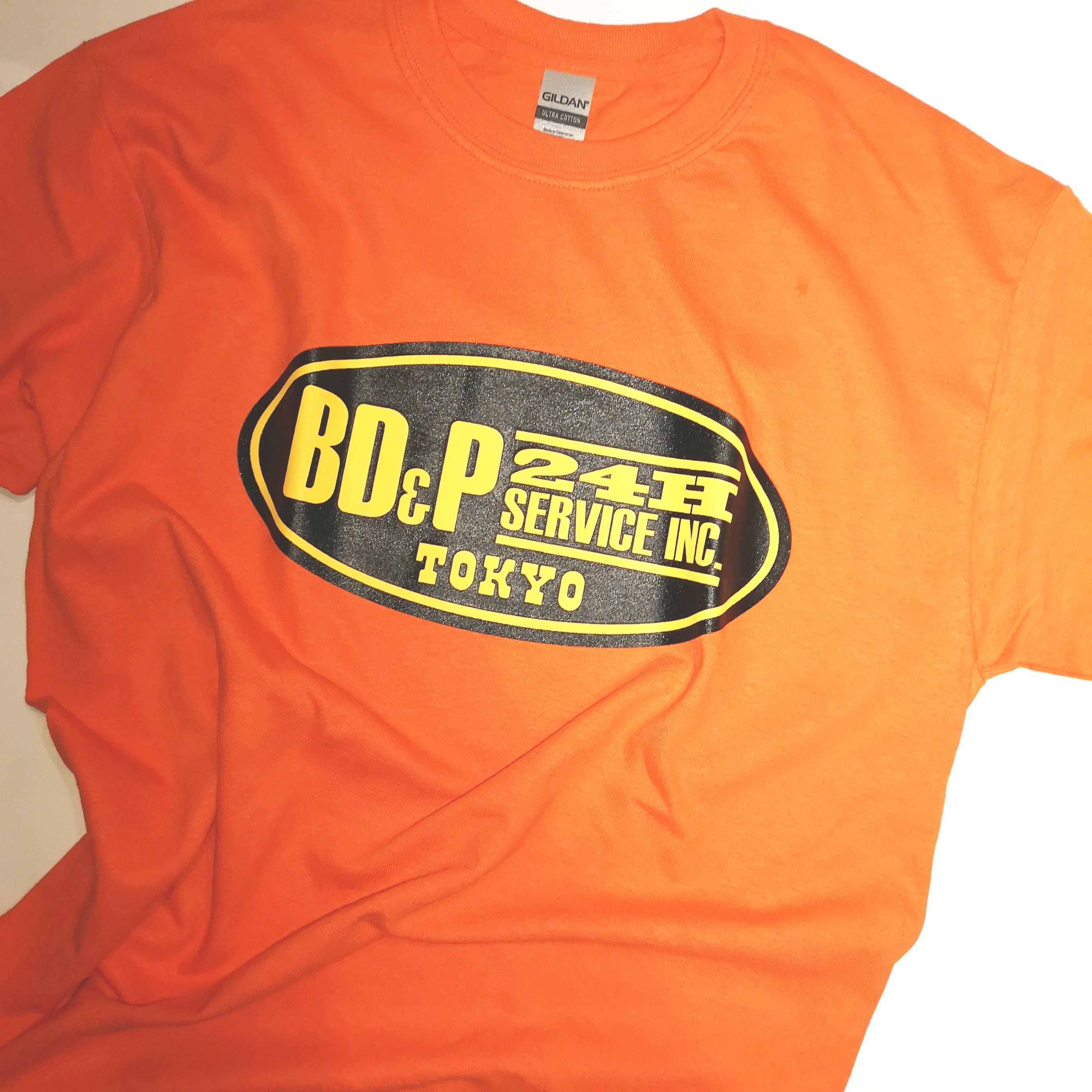 BD&P 24H SERVICE INC. STAFF TEE