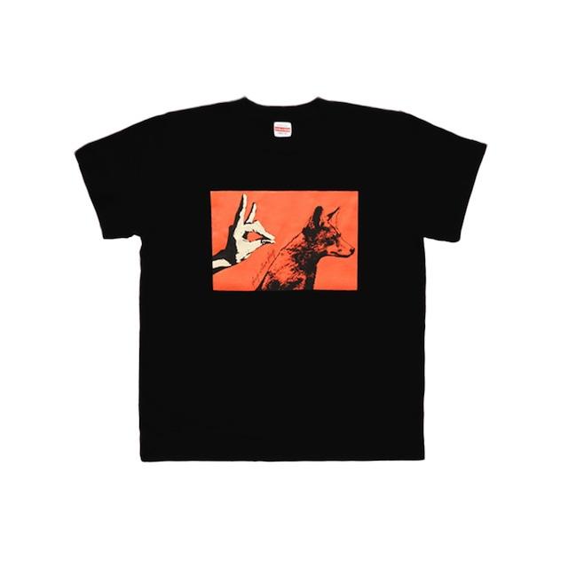 Fox Shadow デザインTシャツ