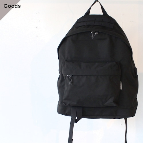 ENDS and MEANS エンズアンドミーンズ Daytrip Backpack バックパック Black