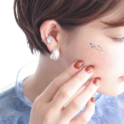 EARRINGS || 【通常商品】 BLOSSOMS EARRINGS SET || 2 EARRINGS || SILVER || FBB057