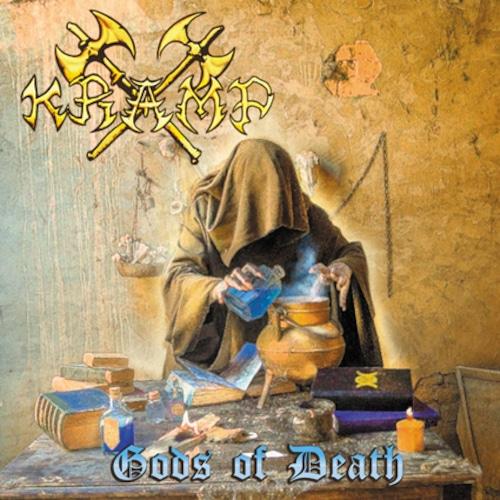 """【特典付き】KRAMP """"Gods Of Death"""""""