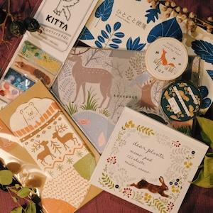 Animal & Plants Box