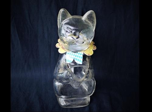 WMF ナッツキャット 猫ディスペンサー ガラス水差し ボンボンジャー