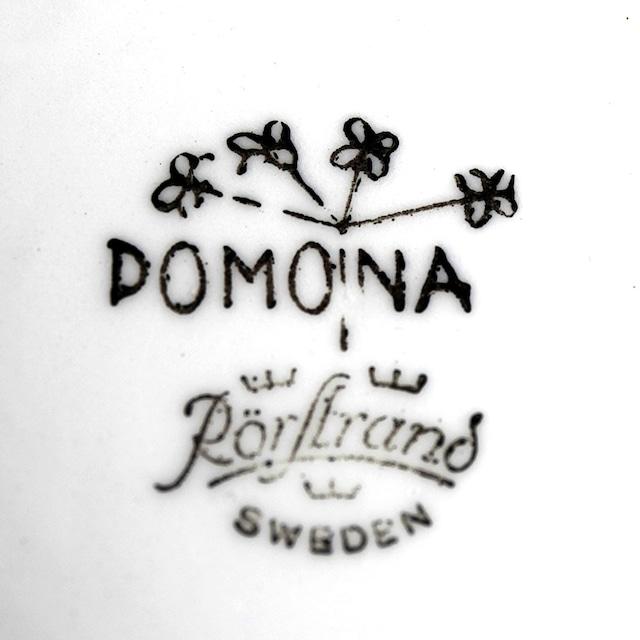 Rorstrand ロールストランド Pomona ポモナ 25cm皿 北欧ヴィンテージ