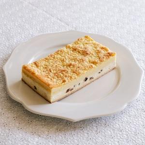 ゼヒジッシャ・アイアシェッケ(ドイツ風チーズケーキ)