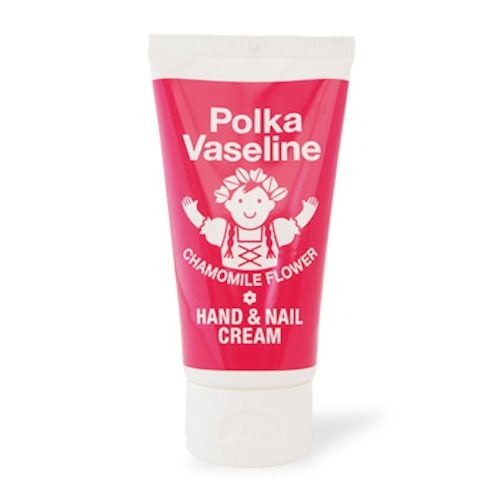 【NEW!】ポルカワセリン ハンド&ネイルクリーム /POLKA VASELINE  Hand & Nail Cream