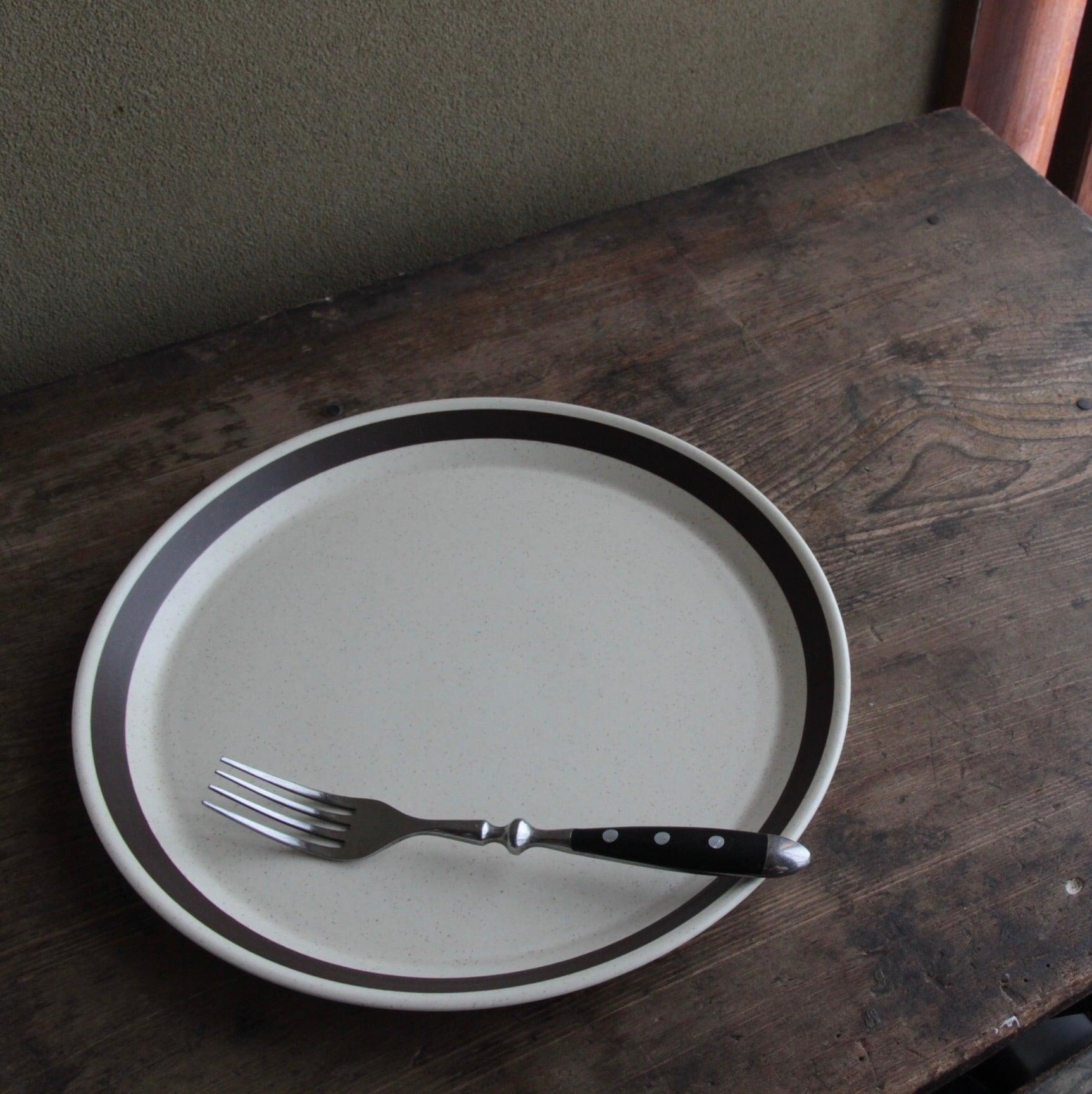 ミカサ ストーンウェア ディナー皿 在庫3枚