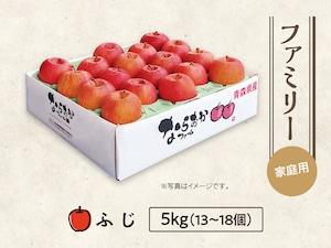 【12】ファミリー ふじ 5kg