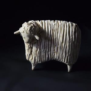 マルヤマウェア maruyama wear 羊オブジェ(雌)