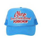CHOP YOUR OWN WOOD CAP/COLUMBIA BLUE