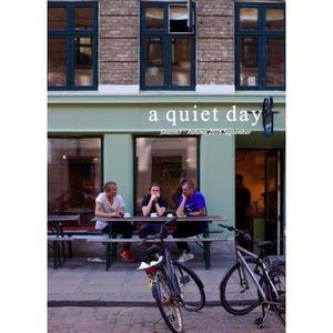 BOOK / ライフスタイルマガジン a quiet day Season3: Autumn 2016 September