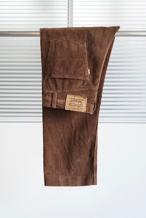 <SOLD OUT>Euro Levi's - Corduroy Pants made in France 1980's