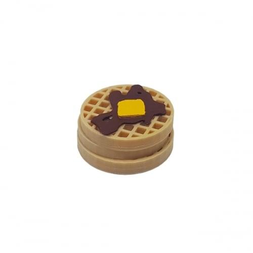 "Damir / Forty5 ""Waffles"" Adapter(ドーナツ盤 EPアダプター)"