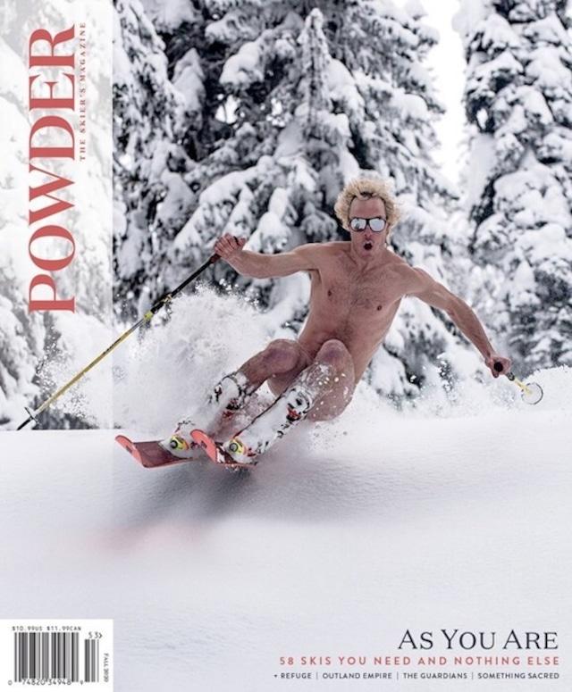 POWDER FALL 2020(スキー雑誌)