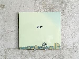 YMB(yoshinao miyamoto band) / CITY