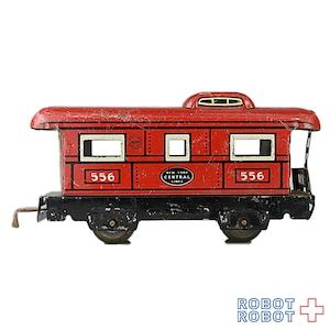 MARX ブリキ トレイン Oゲージ 貨車 ニューヨークセントラルライン 556