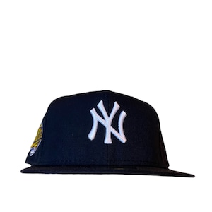 NEW ERA New York Yankees 1996 World Series 59Fifty Fitted / Navy×White (Neon Brim)