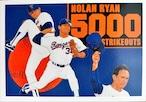 MLBカード 90UPPERDECK Nolan Ryan #034 RANGERS
