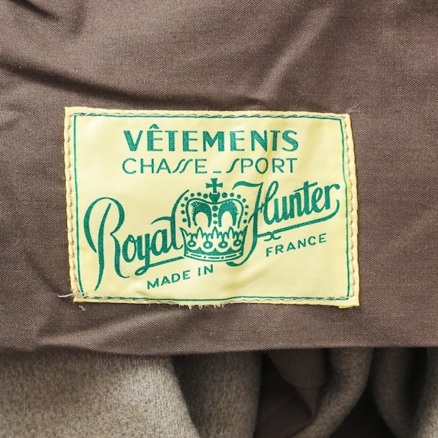 【MADE IN FRANCE】【DEADSTOCK】ROYAL HUNTER ジョッパーズパンツ