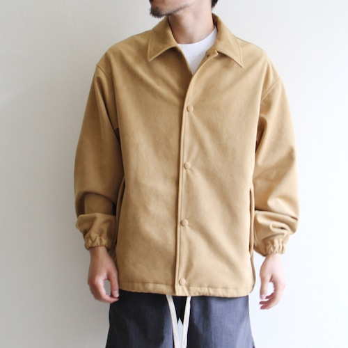 is-ness【 mens 】synthetuc leather coaches jacket