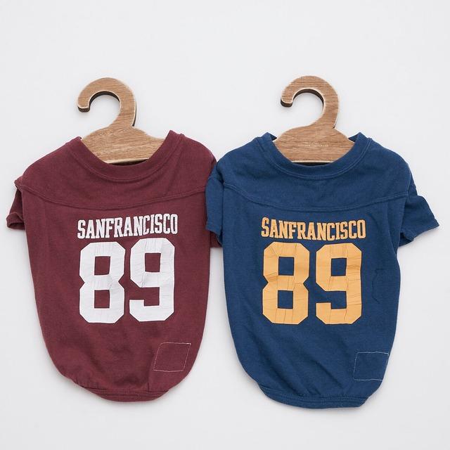SANFRANCISCO FOOTBALL Tee