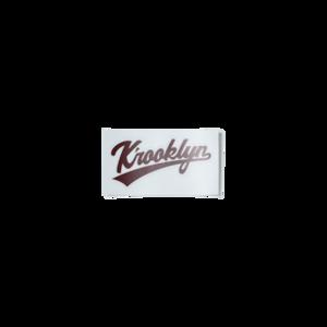 K'rooklyn Logo Sticker