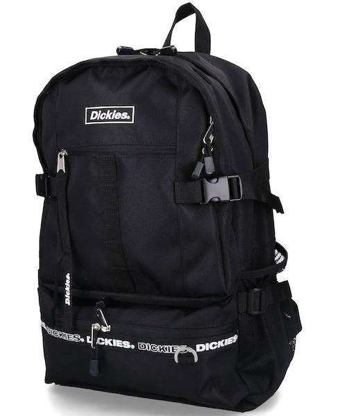 14608900(14504200)【DICKIES/ディッキーズ】DK FRAME LOGO BACKPACK/フレームロゴバッグパック