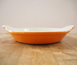ル・クルーゼの耐熱皿