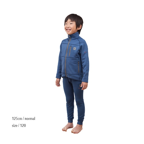 Kid's UN3000 (classic silhouette) Freece jacket