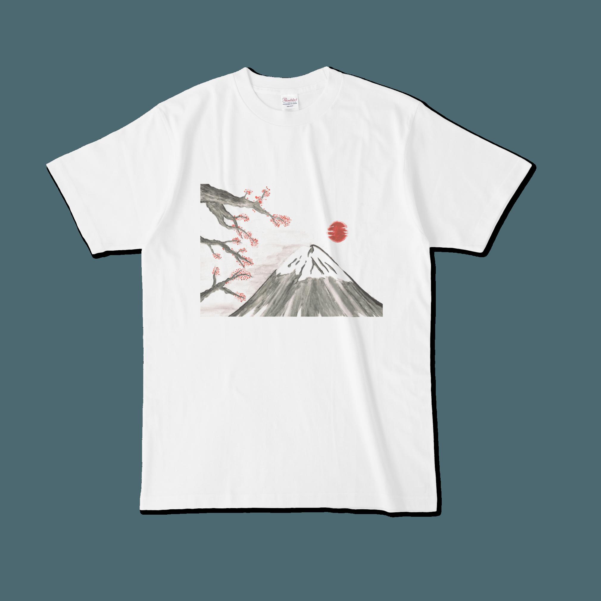 【税込・送料無料】井川陽香デザインTシャツ 「JAPAN」