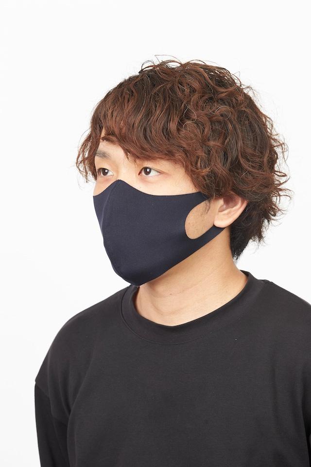 「さらピッタ」® Rサイズマスク  無地2枚セット 接触冷感・UVカット・吸汗速乾 #107