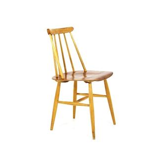 Fanett chair by Ilmari Tapiovaara  ** before repair **