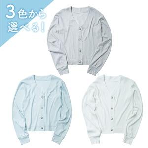 【UVカットカーデ】Sun Crush!UV cardigan 〜待雪草〜