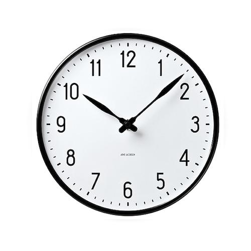 Arne Jacobsen(アルネ ヤコブセン) Station Wall Clock(ステーションウォールクロック)
