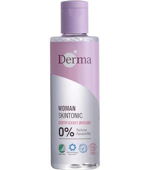 Derma eco woman オーガニック化粧水(スキントニック)【190㎖】