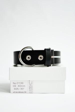 TUKI - doggie belt cow leather