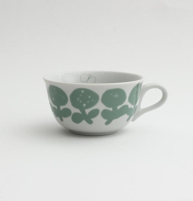 minä perhonen×PASS THE BATON / Remake tableware Morning Cup MG