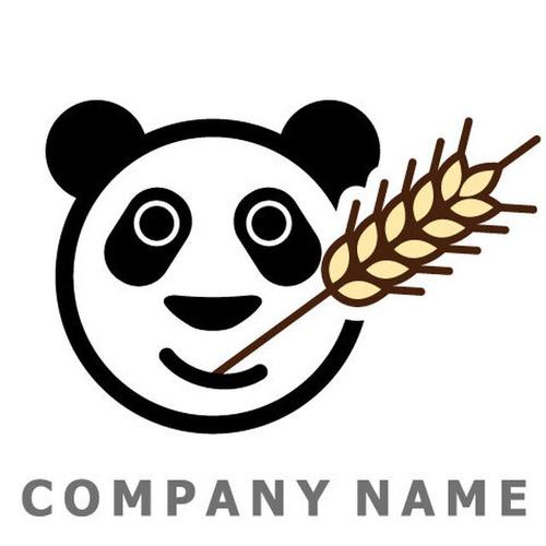 ロゴ パンダイメージ