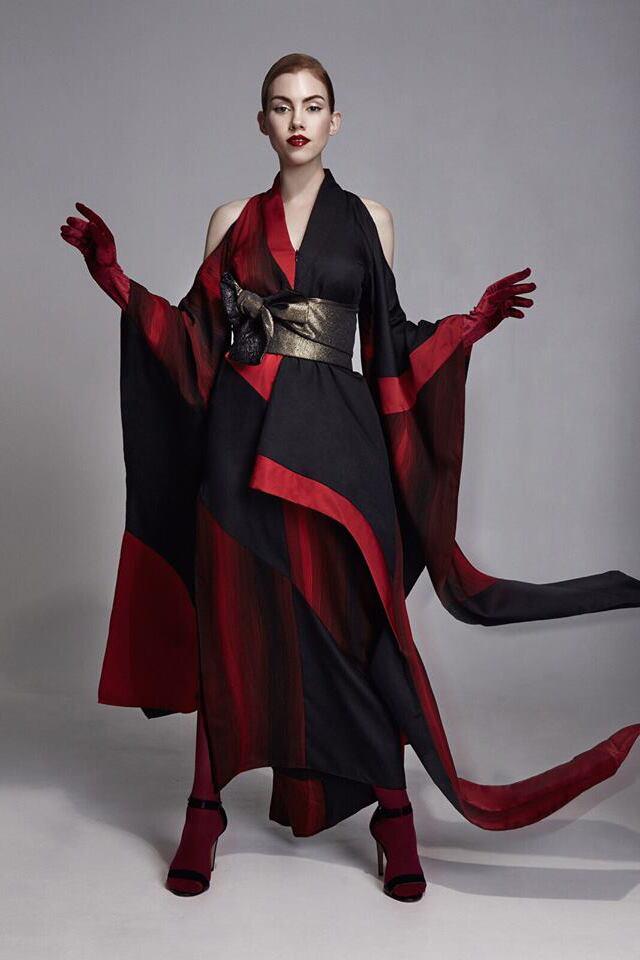 鳳凰ドレス(phoenix dress)