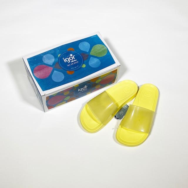 Igor Collection_Beach Sandal:Amarillo Yellow