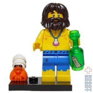 レゴ LEGO シリーズ21 漂流者