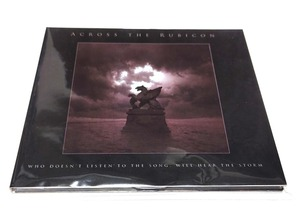 [USED] Across The Rubicon - Who Doesn't Listen To The Song, Will Hear The Storm (2010) [CD]