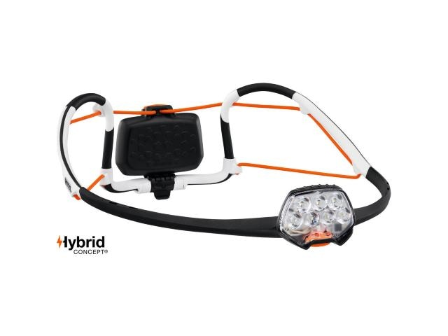 【petzl】 IKO CORE 500 Headlight(White)