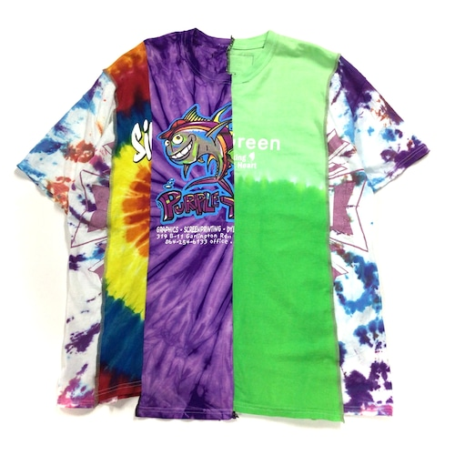 COTEMER REMAKE T-SHIRTS  【Tshirts21】