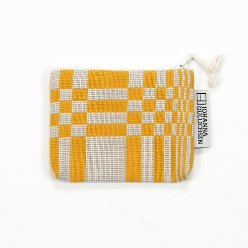 JOHANNA GULLICHSEN(ヨハンナ グリクセン) Coin Purse Doris(ドリス) Yellow